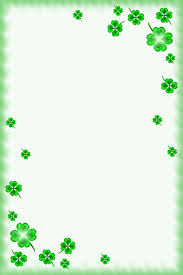 4 leaf clover template lit template four leaf clovers by rockgem on deviantart
