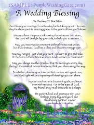wedding blessing wedding blessing gift for sale purplewishinggate www
