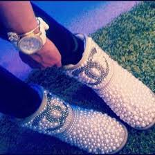 ugg s shoes shoes ugg boots pearl white shiny ugg boots pearl studs