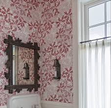 wallpapers interior design marthe armitage collection hamilton weston
