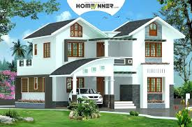 modern style house plans images of houses in kerala modern style house plans with photos
