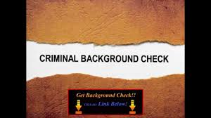 lexisnexis employment background check department of justice background check youtube