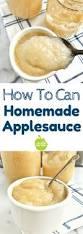 homemade applesauce recipe just 2 ingredients create kids club