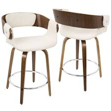 furniture mid century bar stools for kitchen high chair design