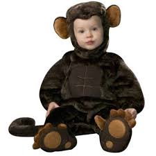 Halloween Costumes Monkey Baby Halloween Costumes Sock Monkey Infant Costume