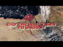 Blood Red Color Code What In The World The Nile River Turned Blood Red Youtube