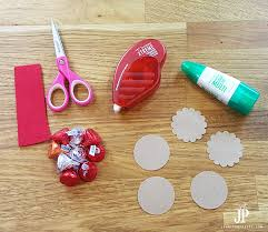 fun kids crafts with candy candy cane reindeer turkey kisses