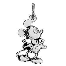 wdw store disney charm sterling silver vintage mickey mouse