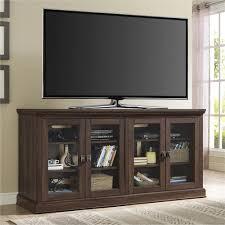 altra furniture bennet medium oak entertainment center 1784196pcom