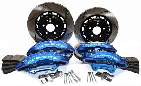 corvette zr1 kit iron rotor brake kit upgrade for c5 c6 corvette 97