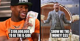 Floyd Mayweather Meme - it s official floyd mayweather vs conor mcgregor fight announced