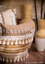 tassels abound adorn a bushel basket with tassel trim to make it