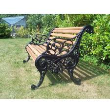 iron park benches garden bench for parks cast iron garden outdoor bench