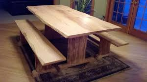 useful oak benches for dining tables simple home decor ideas