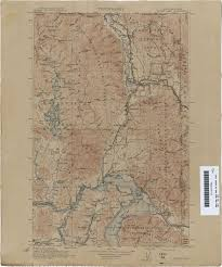 Map Of Idaho And Montana by