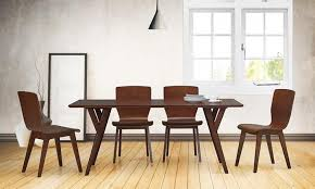 Mid Century Modern Dining Room Furniture by Great Mid Century Modern Dining Room Table 48 With Additional Home