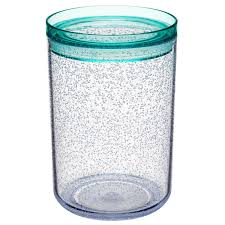 colored glass kitchen canisters spritz kitchen canister for sale at zak com