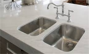 Stainless Steel Bench With Sink Sinks Astonishing Undermount Double Kitchen Sink Undermount