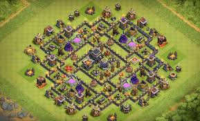 clash of clans farming guide base is this a good th9 farming base after recent update