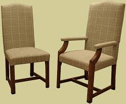 Upholstered Armchairs Uk Upholstered Dining Chairs Reproduction Oak Upholstered Chairs