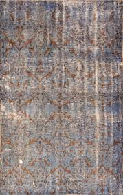 Over Dyed Distressed Rugs This Distressed Over Dyed Rug Is Made From Recycled Vintage Hand