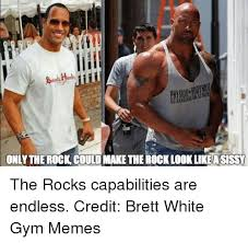 The Rock Gym Memes - 25 best memes about gym gym memes