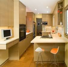 Kitchen Desk Design Small Kitchen Design 8 X 10 Locomote Org