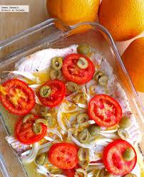 toqu 2 cuisine huachinango con un toque de naranja receta sea food fish and recipes