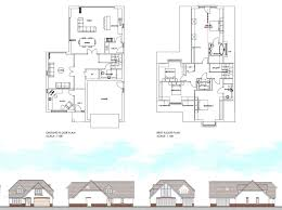 Chalet Bungalow Floor Plans Uk Struan Gardens Swe Homes And Property Developers