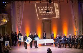 concours musique de chambre trondheim international chamber competition 9e concours
