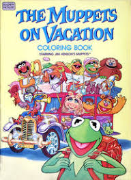 muppet coloring books muppet wiki fandom powered wikia