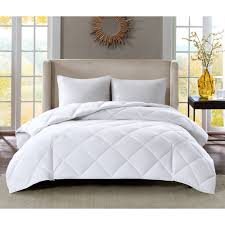 home design down alternative color king comforter comfort classics windsor reversible down alternative 3m scotchgard