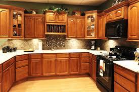Painting Oak Kitchen Cabinets Ideas Oak Kitchen Cabinets Refacing
