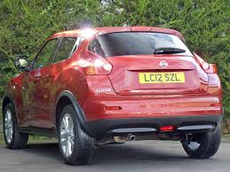 nissan juke red used burnt red metallic nissan jukefor sale dorset