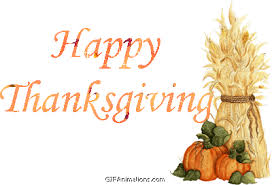 happy thanksgiving pumpkin hay stack animation gif animations