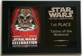ink empire tattoos at star wars celebration anaheim preview