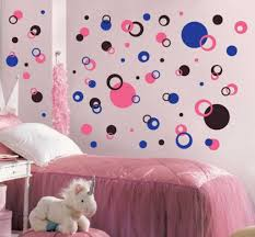 Gold Polka Dot Bedding Uncategorized Purple Polka Dot Bedding Gold Circle Wall Decals