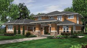 prairie style home plans modern prairie style house plans 3d house style design chic