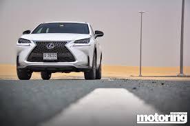 lexus nx premier review 2015 lexus nx 200t video reviewmotoring middle east car news