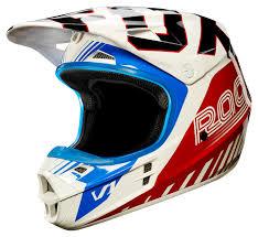 fox motocross store fox racing v1 fiend se helmet revzilla