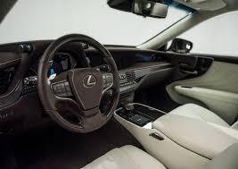 lexus ls video all new 2018 lexus ls flagship luxury sedan bows in at detroit