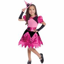 witch costumes for halloween barbie witch child halloween costume walmart com
