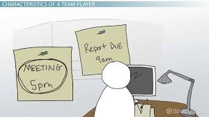 Characteristics Of A Good Resume Team Player At Work Definition Characteristics U0026 Example Video
