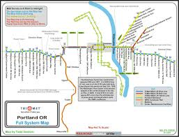 Portland Metro Map by Portland Max Map With Streets Afputra Com
