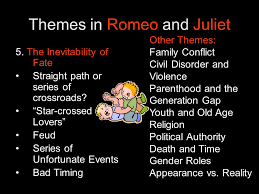 themes of youth in romeo and juliet romeo and juliet william shakespeare ppt video online download