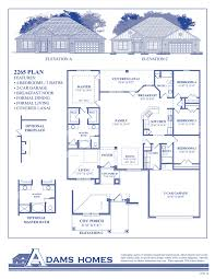 Floor Plans Of Homes The Preserve Adams Homes