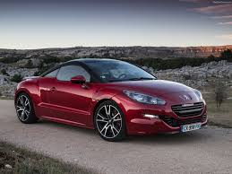 peugeot sports car peugeot rcz r 2014 pictures information u0026 specs