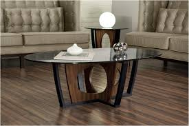 very chic and charming oval glass coffee table u2014 the home redesign