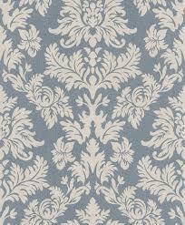 barbara becker kollektion barbara becker tapete b b ornament blau 474350
