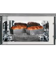 GE Profile™ 1 7 Cu Ft Convection Over the Range Microwave Oven